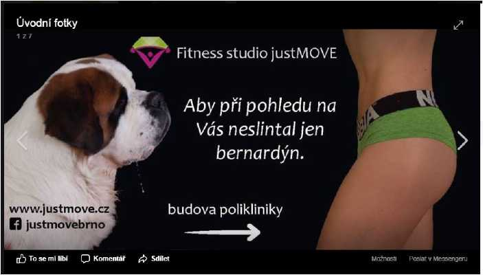 Fitness studio justMOVE